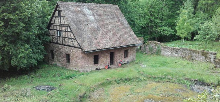 Point Atelier «Maison du Lutzelbourg» du 13 juin 2017
