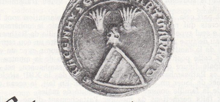 1285 – Sceau de Hartmann de Rathsamhausen