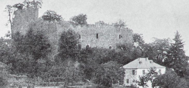 La maison du Lutzelbourg