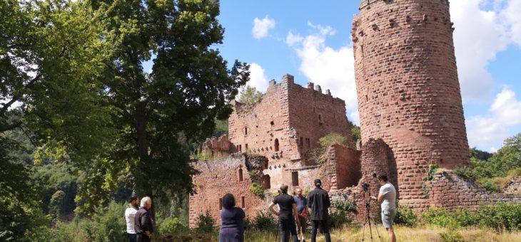 «Les Portes du Temps» aux châteaux d'Ottrott