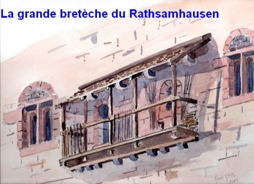 1 aquarelle de la breteche  1522 - Copie
